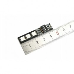 Wielokolorowy pasek LED 7 kolorów - zasilanie 12V