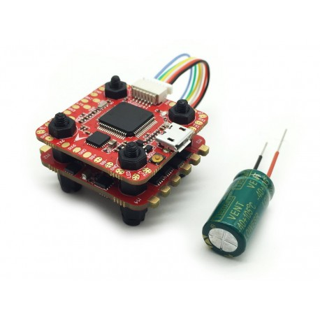 HGLRC F420 STACK F4M3 FC 20A 2-4S 4in1 ESC 20x20mm