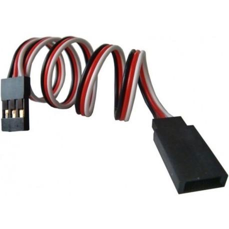 Cable - 30 cm servo extension - FUTABA