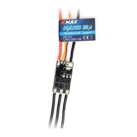 Mini EMAX Nano 12A ESC OPTO OneShot125 BLHeli