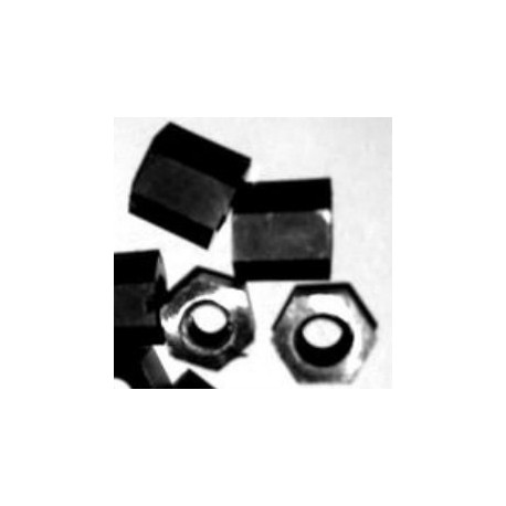 Hex nut M3 6mm