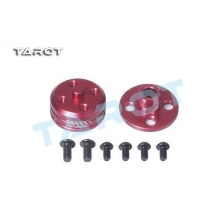 Hub quick assembly Tarot TL68B42CCW Red