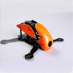 Frame Robocat 270 FPV fiberglass orange