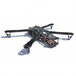 X500 frame with camera mount GoPro 32 * 32 mm
