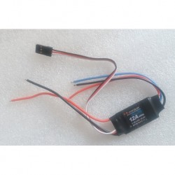 ESC FlyColor 12A 2-3S OPTO rev counter
