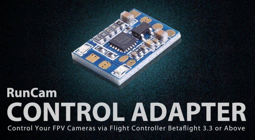 RunCam Camera Control Adapter